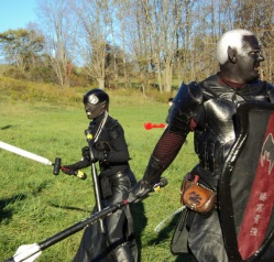 dark elves battle
